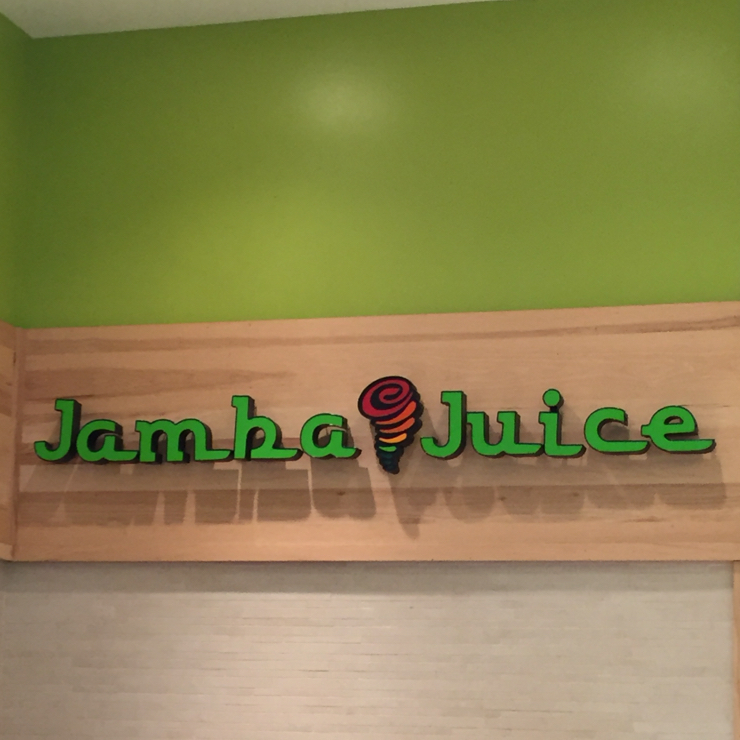 Vegan user review of Jamba Juice Serramonte Center in Daly City.