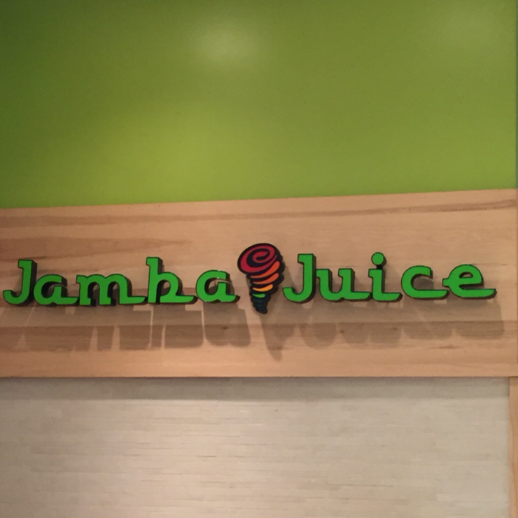 Vegan user review of Jamba Juice Oak Center in Cupertino.