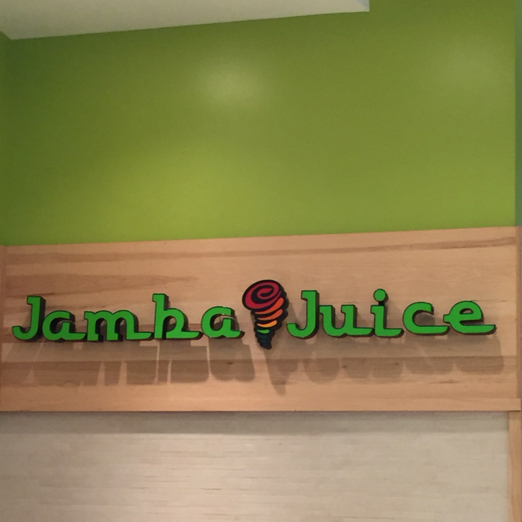 Vegan user review of Jamba Juice Mission & Berkshire in Santa Cruz.