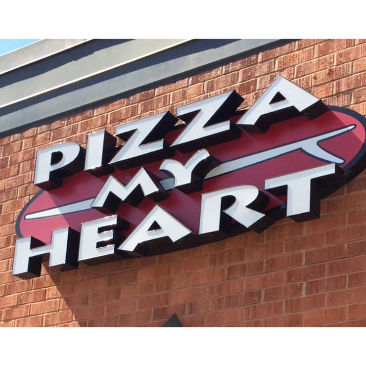 Vegan user review of Pizza My Heart in Capitola.