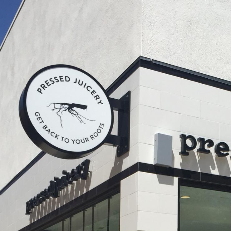 Vegan user review of Pressed Juicery in Walnut Creek.