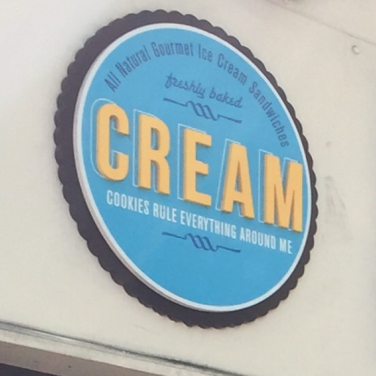 Vegan user review of CREAM in Alameda.
