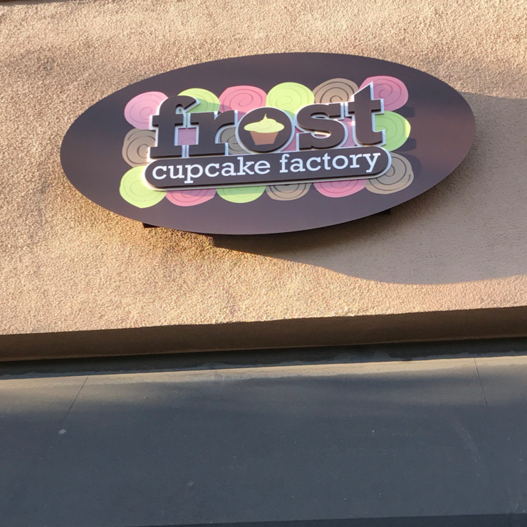 Vegan user review of Frost Cupcake Factory in Campbell.