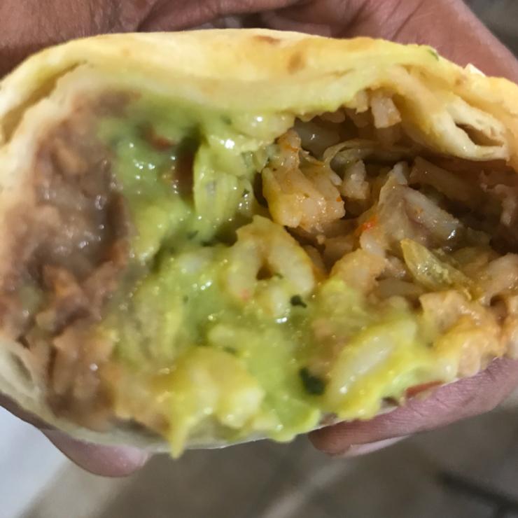 Vegan user review of Taco Bell in Santa Clara.