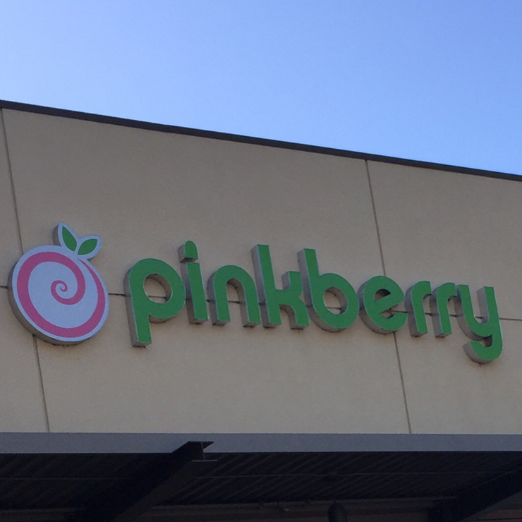 Vegan user review of Pinkberry in Palo Alto.