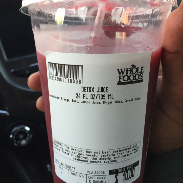 Vegan user review of Whole Foods Market in Portland.