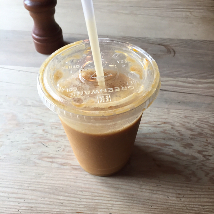 Vegan user review of The North Branch Cafe in Montpelier.