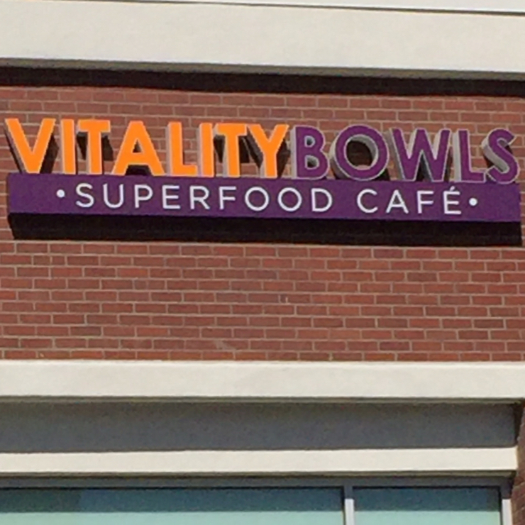 Vegan user review of Vitality Bowls in Pleasant Hill.