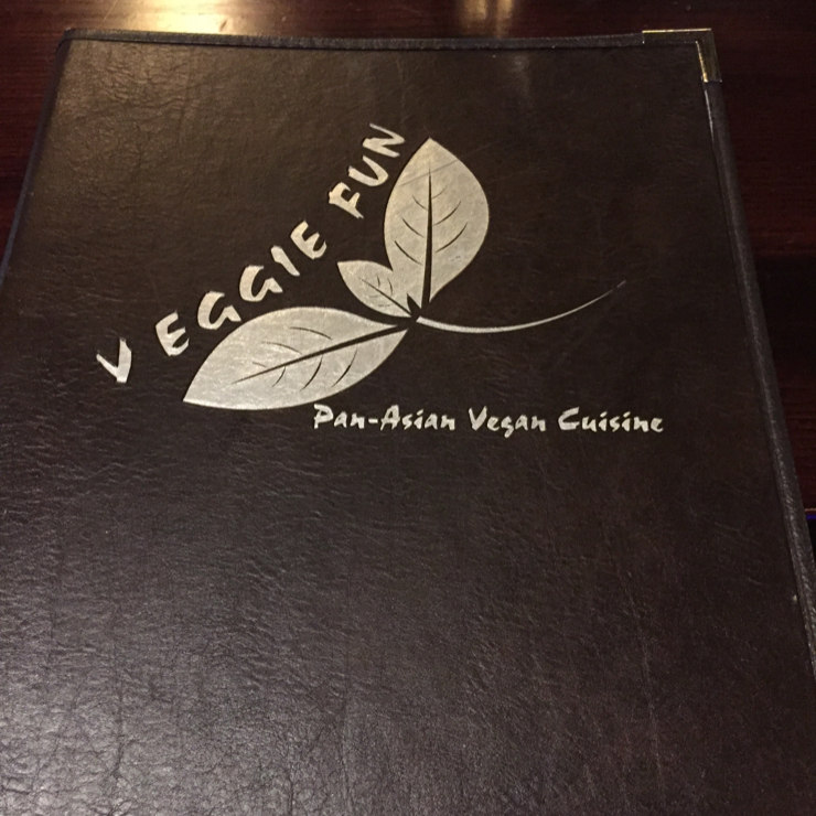 Vegan user review of Veggie Fun in Providence.