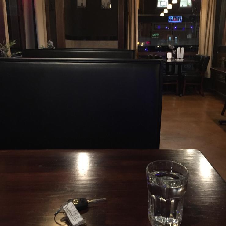 Vegan user review of Veggie Fun in Providence. Interiors