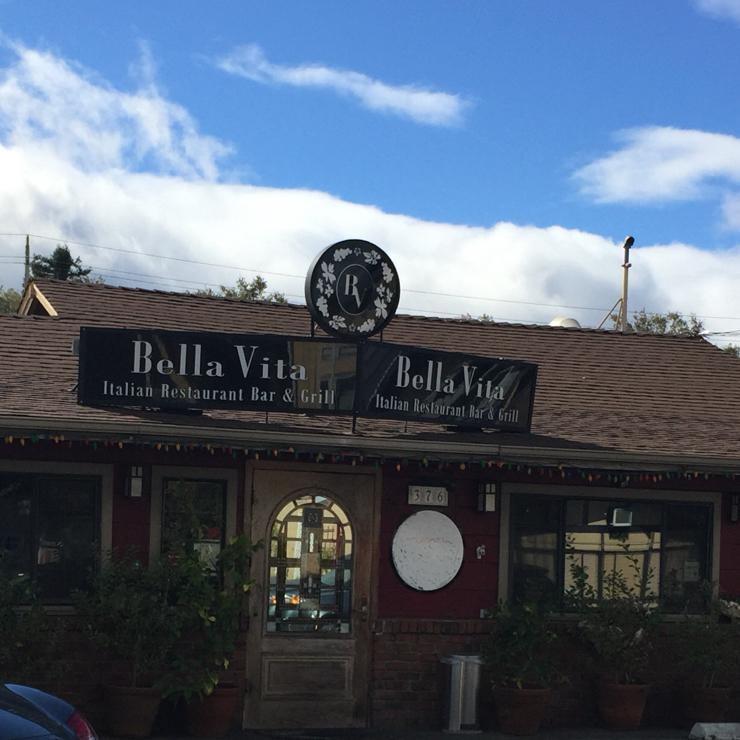 Vegan user review of Bella Vita in Los Altos.
