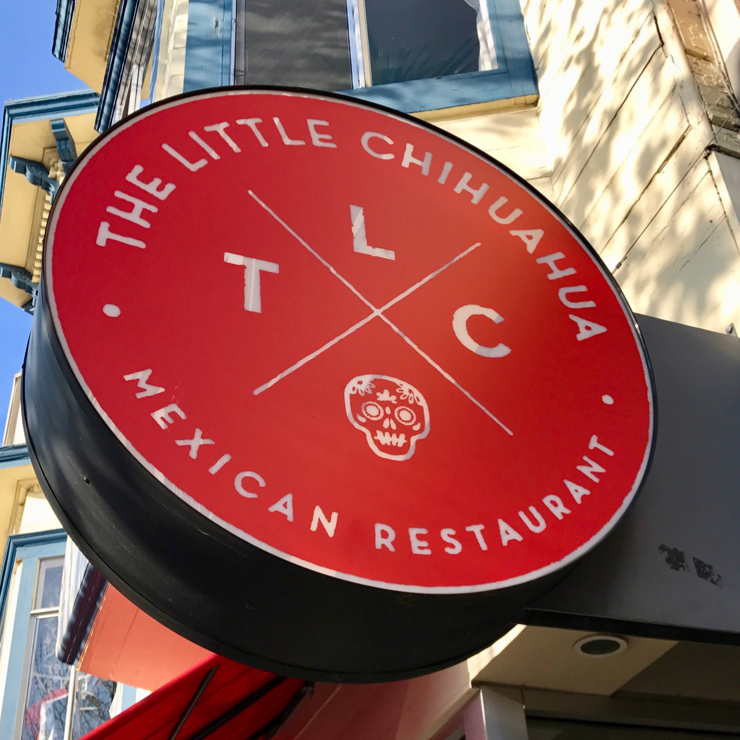 Vegan user review of Little Chihuahua in San Francisco.