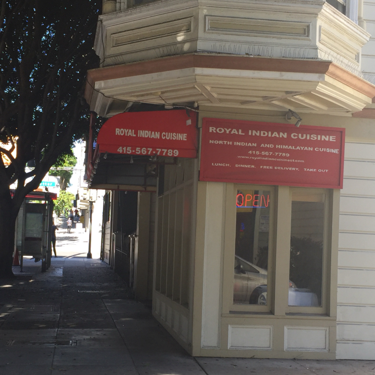 Vegan user review of India Palace in San Francisco.