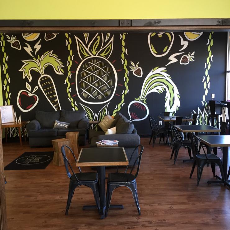 Vegan user review of I Love Juice Bar - Columbus, GA in Columbus.