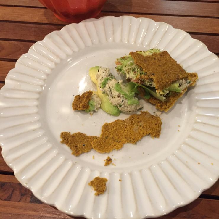 Vegan user review of Holi Vegan Kitchen in North Miami Beach.