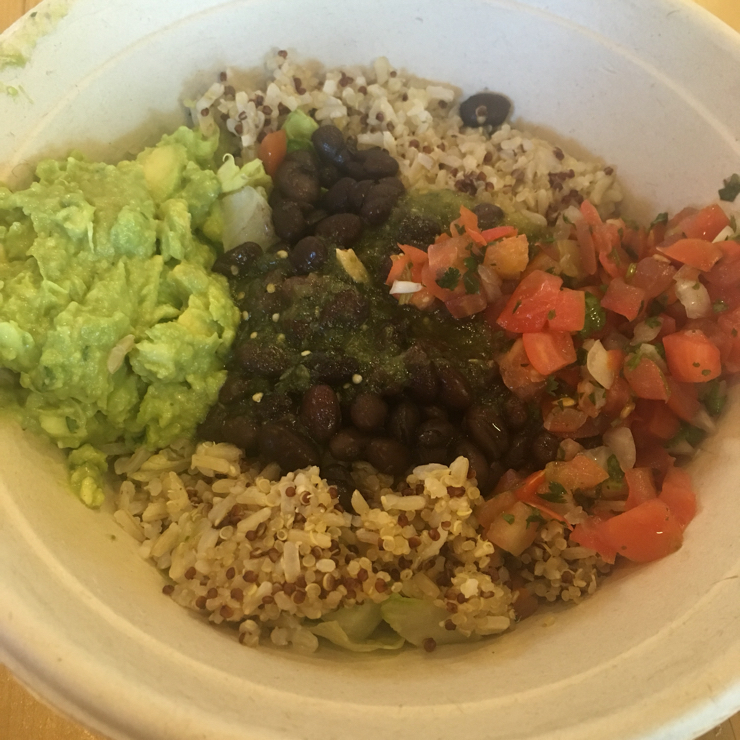 Vegan user review of Rubio's in Sunnyvale. Make sure to say no Chipotle sauce, I asked and that's not vegan.
