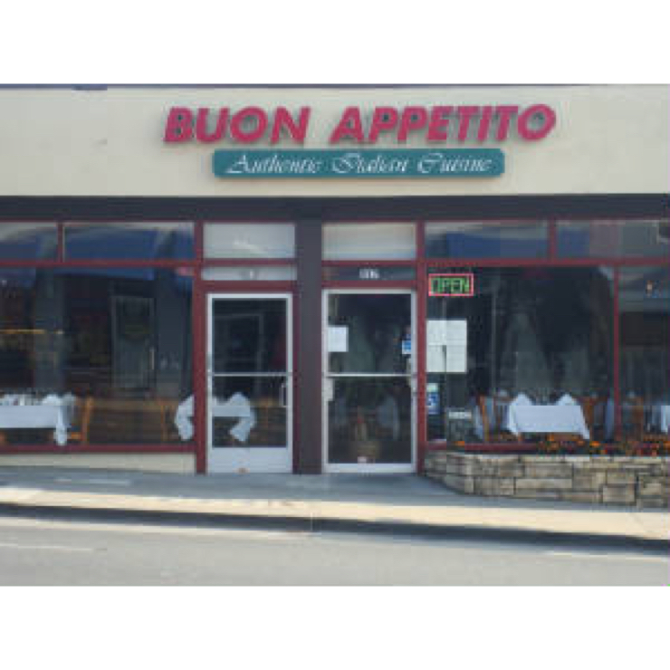 Vegan user review of Buon Appetito in Benicia.