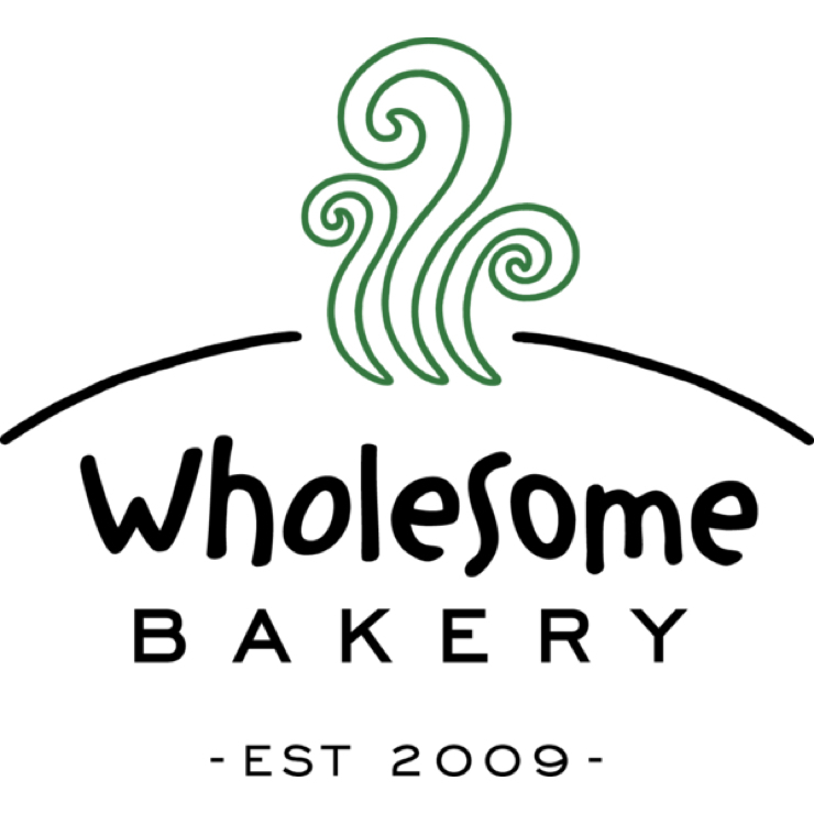 Vegan user review of Wholesome Bakery in San Francisco.