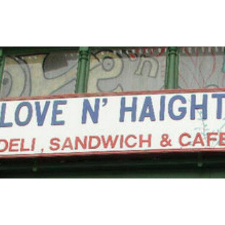 Vegan user review of Love N Haight Deli & Cafe in San Francisco.
