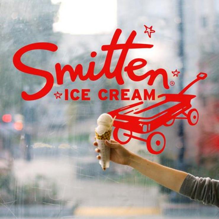 Vegan user review of Smitten Ice Cream in San Francisco.