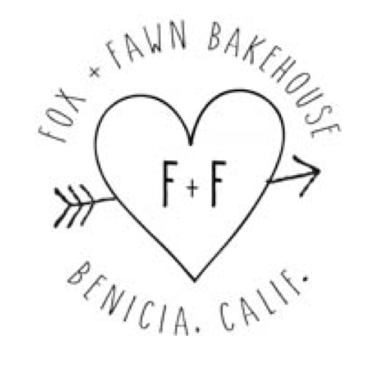 Vegan user review of Fox & Fawn Bakehouse in Benicia.
