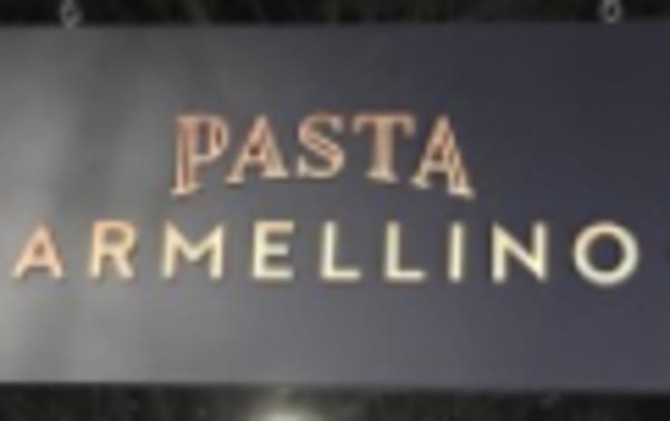 Vegan user review of Pasta Armellino in Saratoga.