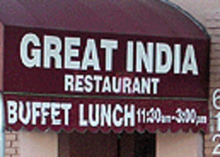 Vegan user review of Great India in San Francisco.