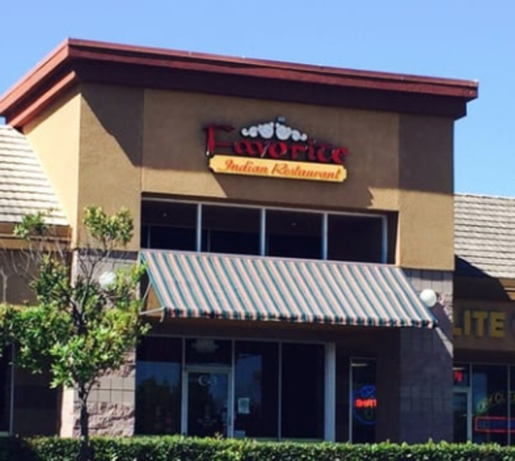 Vegan user review of Favorite Indian Restaurant in San Ramon.