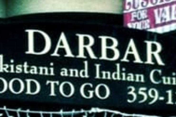 Vegan user review of Darbar Restaurant in San Francisco.