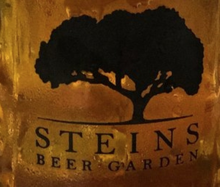 Vegan user review of Steins Beer Garden & Restaurant in Cupertino.