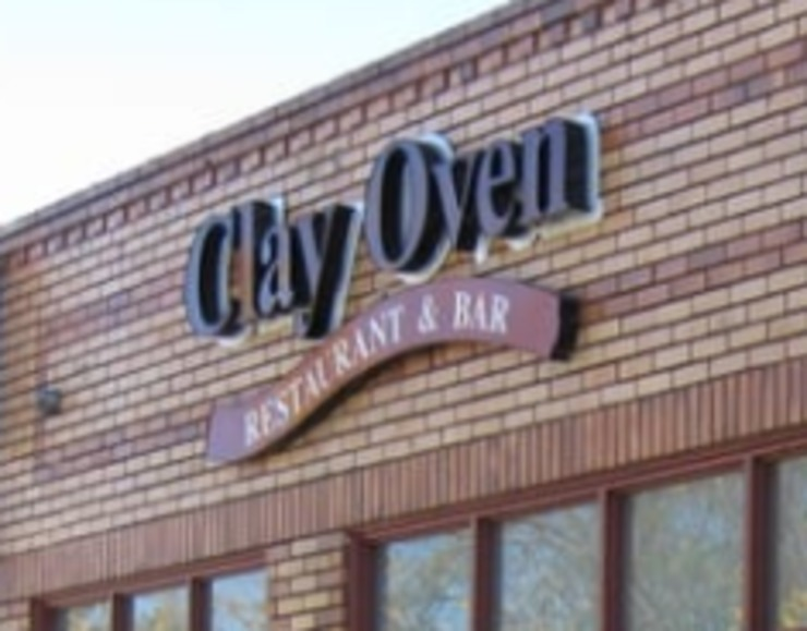 Vegan user review of Clay Oven Restaurant & Bar in Livermore.