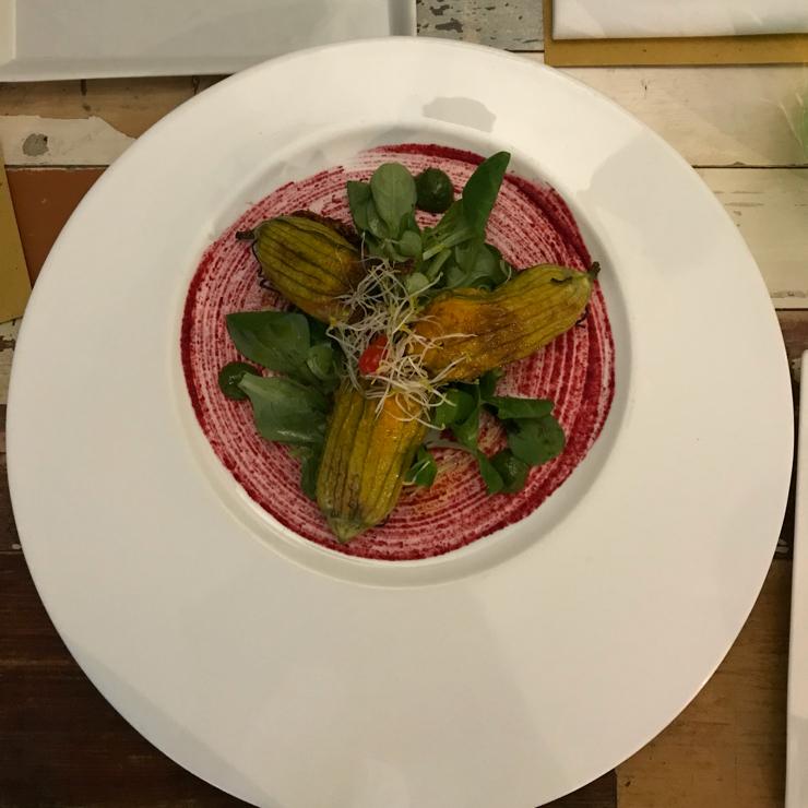 Vegan user review of L'Orto gia Salsamentario in Torino.