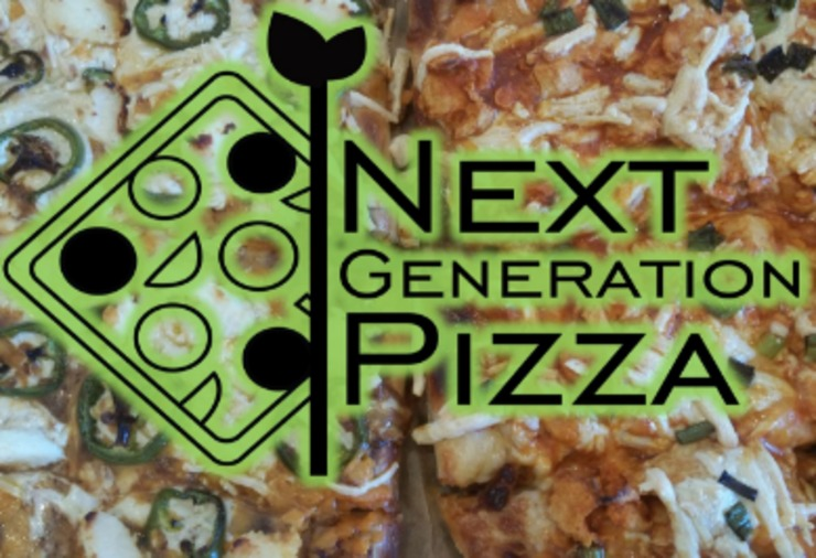 Vegan user review of Next Generation Pizza in Miami.
