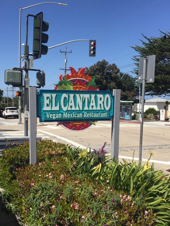 Vegan user review of El Cantaro in Monterey.