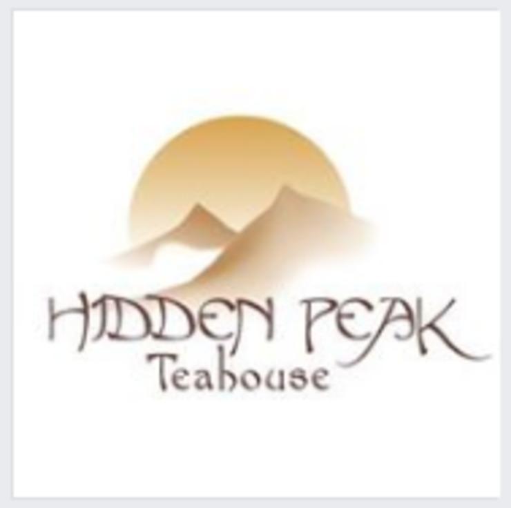 Vegan user review of Hidden Peak Teahouse in Santa Cruz.
