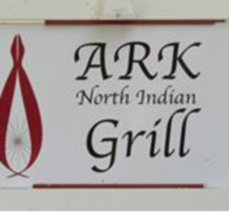 Vegan user review of ARK Grill in Half Moon Bay.