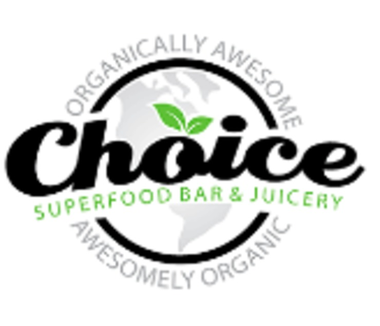 Vegan user review of Choice Juicery in San Diego.