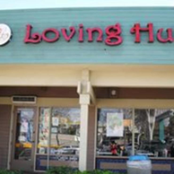 Vegan user review of Loving Hut - North Park Uptown in San Diego.