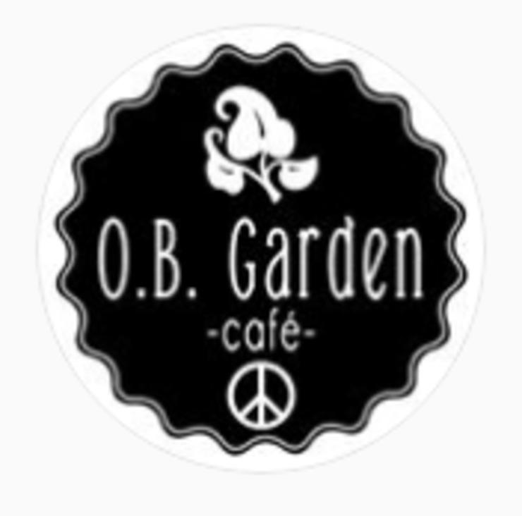 Vegan user review of O.B. Garden Café in San Diego.