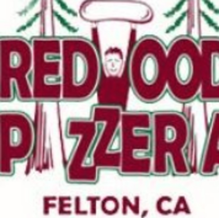 Vegan user review of Redwood Pizzeria in Felton.