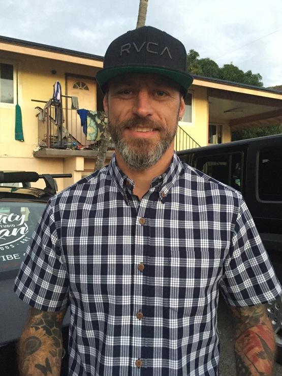 Vegan user review of The Naughty Vegan Tattoo in Honolulu.