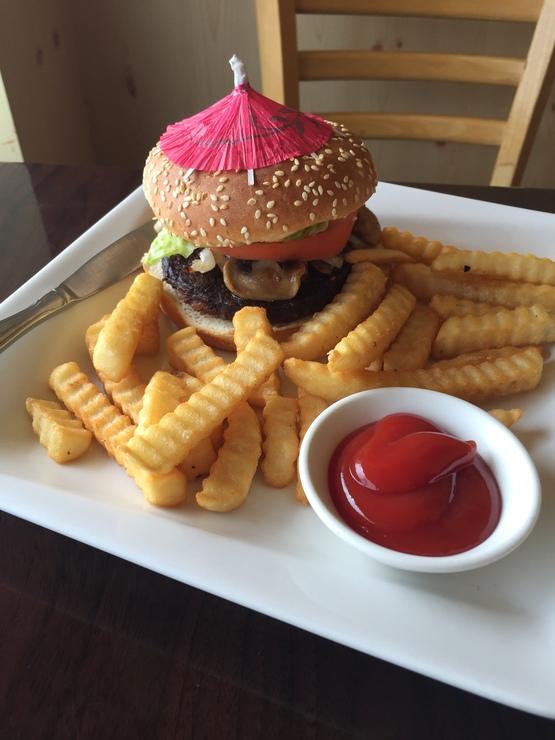 Vegan user review of Simple Joy in Honolulu.