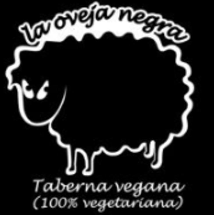 Vegan user review of La Oveja Negra in Madrid.