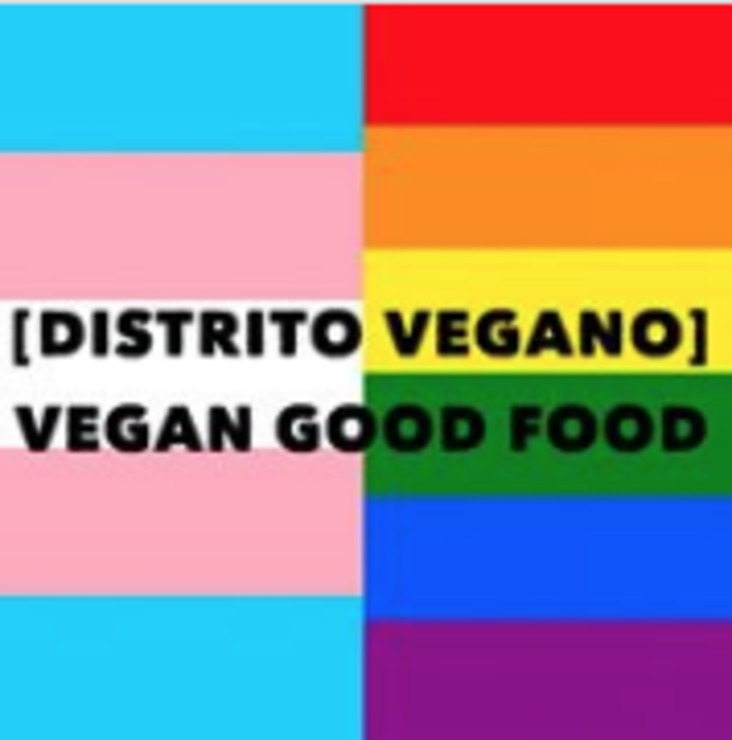 Vegan user review of Distrito Vegano in Madrid.