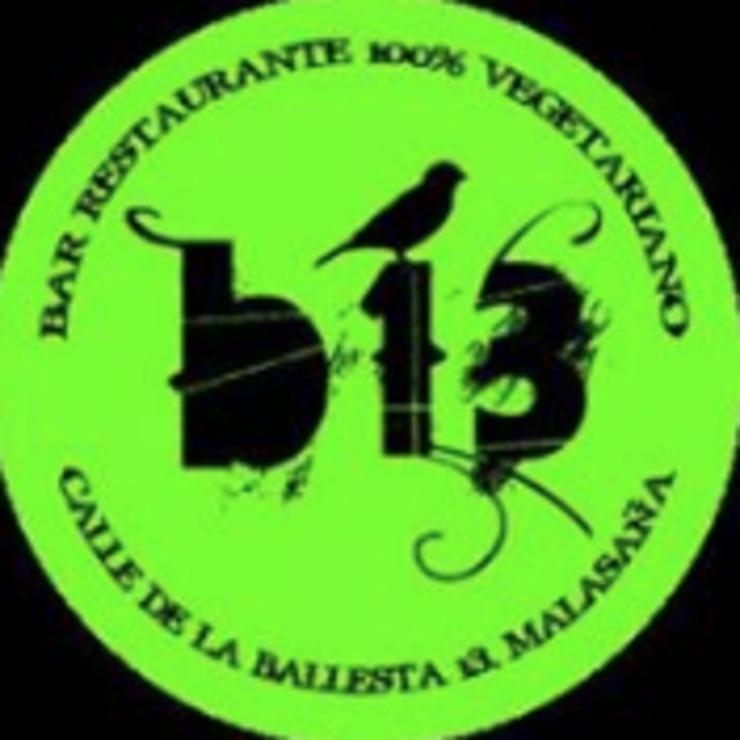 Vegan user review of B-13 Bar Restaurante in Madrid.