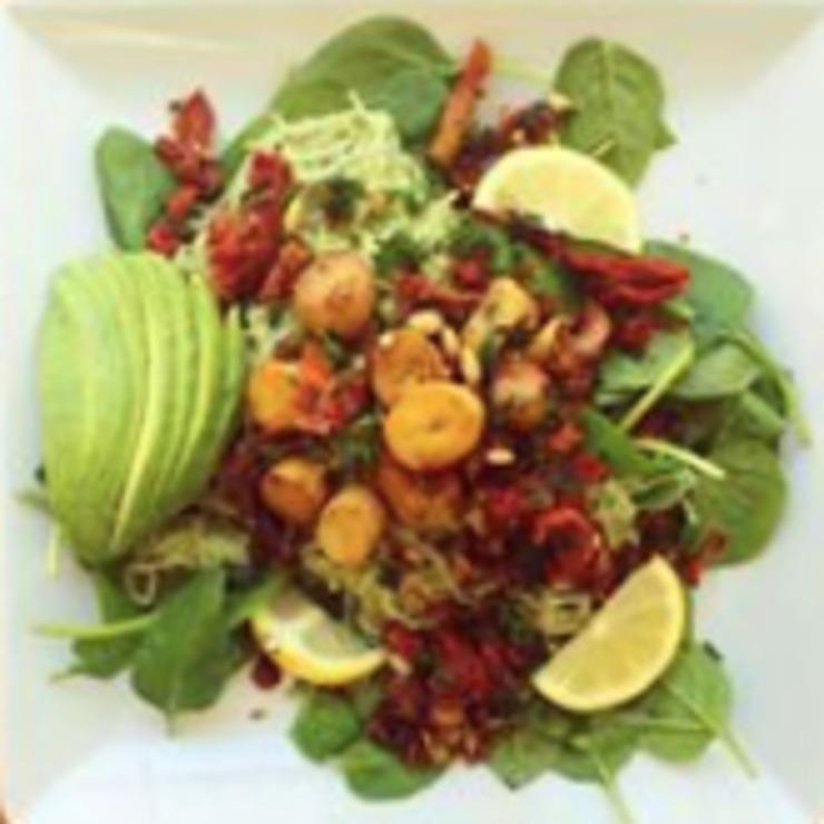 Vegan user review of Cafe Wylde in Everett.