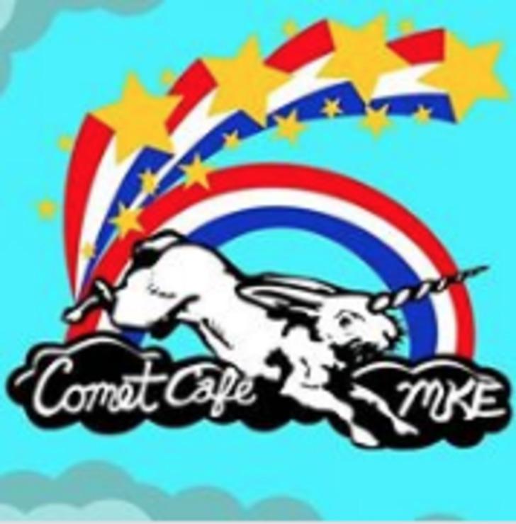 Vegan user review of Comet Cafe in Milwaukee.