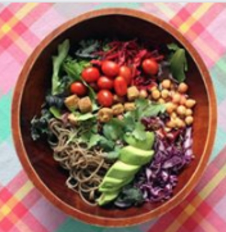 Vegan user review of Culver City Salads in Vancouver.