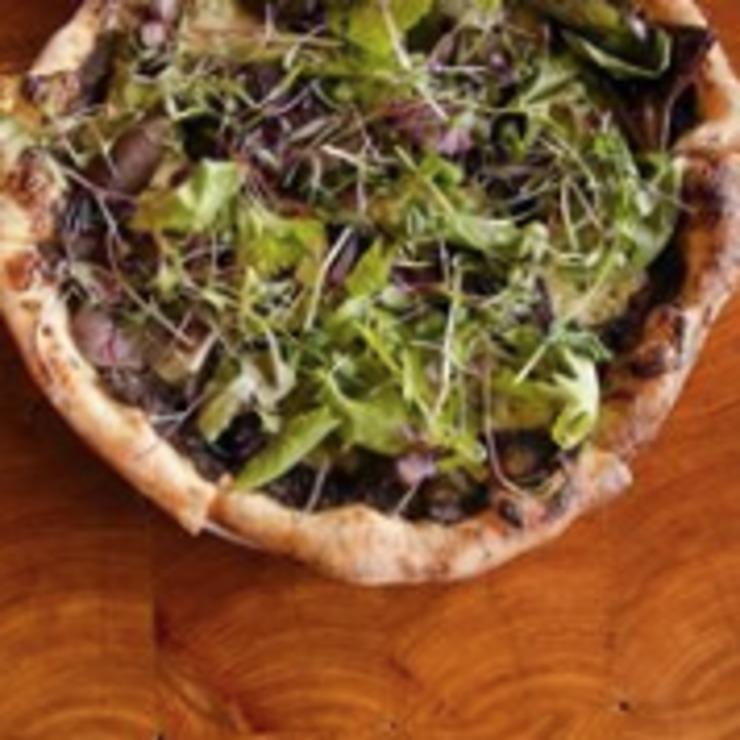 Vegan user review of Die Pie in Edmonton.