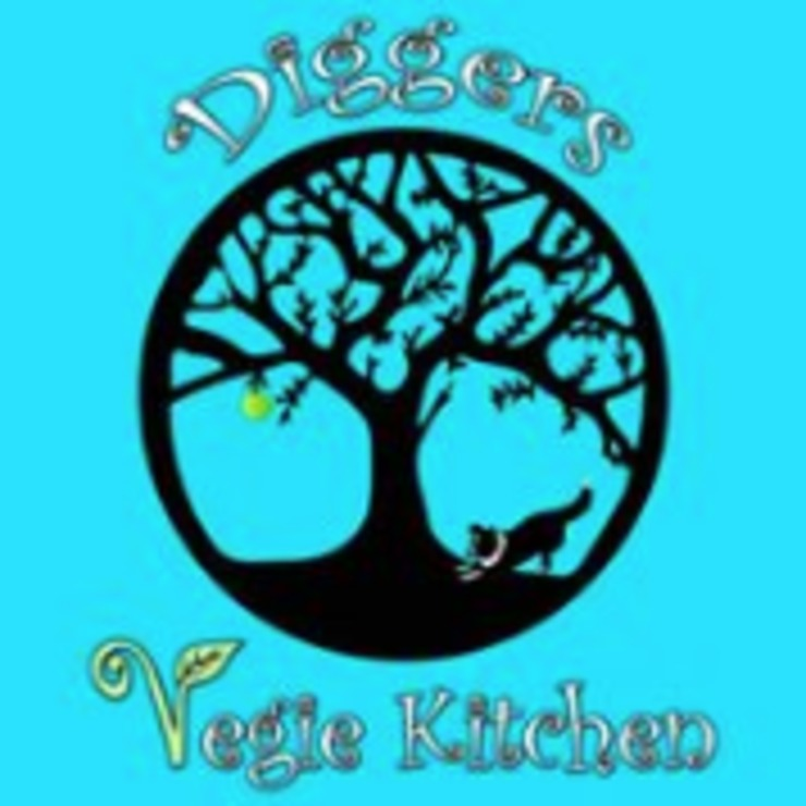 Vegan user review of Diggers Vegie Kitchen in Anglesea.
